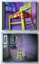 LOS LOBOS Kiko .. 1992 London ADD CD TOP