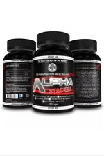 The OriginalAlpha stacker strong energy fat burner & focus stackers DMAA free
