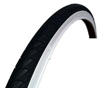 Bike Tyre 28x1 5/8x1 1/4 White Wall CST Control Viva Eco