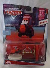 Disney Pixar Cars Tokyo Party Deluxe Size Terry Gong #5 Mattel 2014 NEW