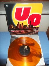 "Urge Overkill ‎""Saturation"" LP GEFFEN USA 1993 - INNER - ORANGE CLEAR VINYL"