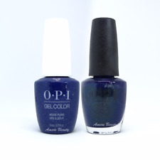 "Opi Scotland 2019 GelColor Gel Polish + Nail Lacquer ""Nessie Plays Hide & Sea-K"""