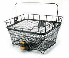Topeak Mtx Bike Bicycle Rear Basket With Fixer 6 Adaptor