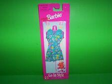 Mattel Barbie Doll Go In Style Fashions Dress & Heels Shoes Clothing NIP New