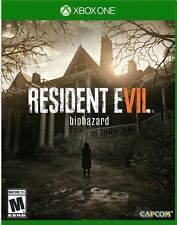 Resident Evil 7 Biohazard (Xbox One 2017) GAME DISC ONLY