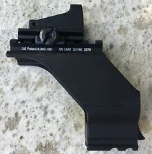 SMS MINI SHIELD 65 Anelli SIGHT RED DOT SIGHT + UM3 Tactical Pistol Picatinny Mount