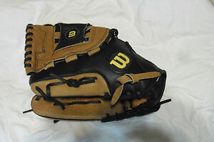 """WILSON A360 12 """" LEATHER YOUTH BASEBALL GLOVE LHT A0362 12 NWOT"""