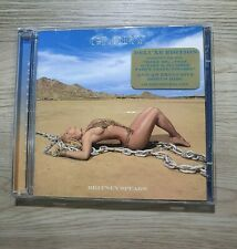 Britney Spears- Glory 2020 edition deluxe 2 discs
