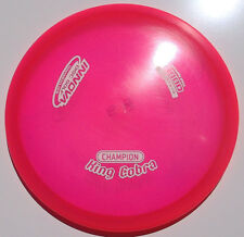 Innova Champion-Line King Cobra Mid-Range 179.69 Grams Hot Pink W/White Stamp