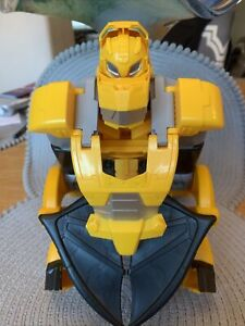 Playskool Transformers Heroes Rescue Bots Knight Watch Bumblebee Action Figure