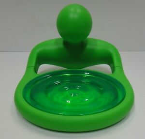 Alessi Antonio S Green Soap Dish Holder by Guido Venturini 2000