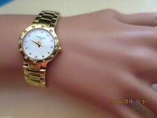 Gold Plated Strap Polished RAYMOND WEIL Wristwatches
