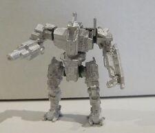 Battletech / Mechwarrior Online Centurion, with 3 variants, MADE OF METAL