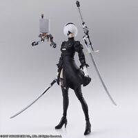 Nier Automata BRING ARTS YoRHa No.2 Type B Version 2.0 Figure Game New Japan