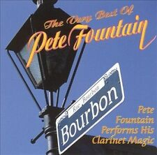 Pete Fountain : Very Best of Pete Fountain Jazz Traditional 1 Disc CD