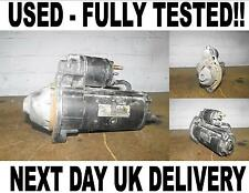FITS AUDI A4 STARTER MOTOR 1.9 Di TDi 95-2000 D7R33 FULLY TESTED 2 MOUNTING HOLE