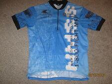 Canari Cycling Jersey Mens Adult MS Tour Cycling Nice Outdoor PGA Tour Bicycle