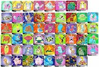 ≈Ω MAGNET POKEMON Lot de 52 Sans double TBE