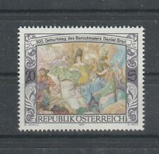 V1747 Austria/pinturas-Fresko MiNr 2125 **