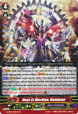 1x Cardfight!! Vanguard Deus Ex Machina, Demiurge - G-CB04/001EN - GR Near Mint