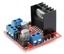 Double H-bridge driver 25W L298N Stepper Motor Driver Board Module CHIP 181
