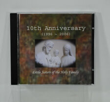 Little Sisters of the Holy Family 10th Anniversary CD Chorus Choir Religious