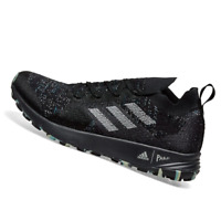 ADIDAS MENS Shoes Terrex 2 Parley - Black, Grey & Green - EF4814