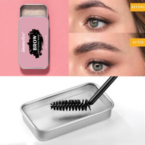 Soap Brows Long Lasting Eyebrow Cream WaterproofBrows Styling Gel 3D with Brush~