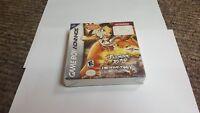 Shaman King: Legacy of Spirits -- Soaring Hawk (Nintendo Game Boy Advance, 2005)