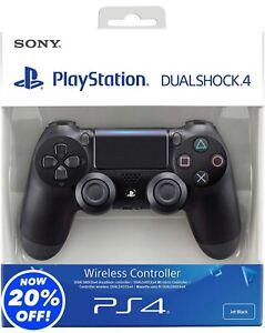 Sony Playstation 4 Controller Wireless Daulshock Black - BRAND NEW