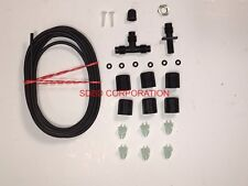 Monroe Air shock hose kit with the single fill valve option AK18