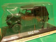 Modelcar 1:43  Legendary Cars   GAZ 69A
