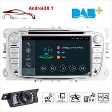 "7""HD Ford  Focus 2008 2009 2010 2011Car Stereo DVD Player GPS SAT NAV DAB+Camera"