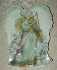 Serenity's Song Angel Plate by Nadezhda Strelkina A Symphony of Angels With Coa