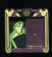 WDW Imagination Gala Most Magical Transformations Tiana LE 250 Disney Pin 100783