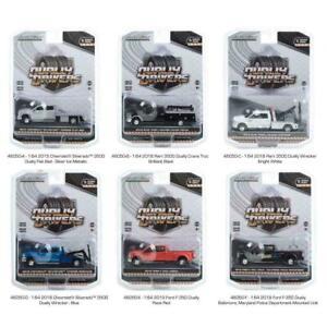Greenlight 46050 Dually Drivers Series 5 Diecast Trucks 1:64