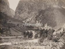 JESI  dintorni (Genga) abbazia di San Vittore, gola di Frasassi  - foto Capomagi