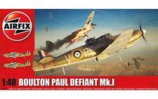 BOULTON-PAUL DEFIANT Mk.I  AIRFIX 1/48 PLASTIC KIT