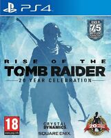 Rise of the Tomb Raider | PlayStation 4 PS4 New (4)