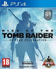 Rise of the Tomb Raider | PlayStation 4 PS4 New