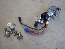 Subaru Impreza WRX GDB GDA Bug Eye 00-02 Ignition Barrel Key Lock Set #12