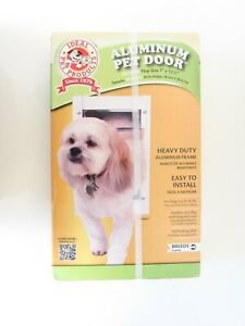 Pet Door - Ideal Pet Products, Heavy-Duty Aluminum, Medium
