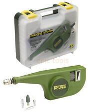 Record Power Burgess Pro Graveur & carbure point & des astuces + boîtier de rangement, 7417070