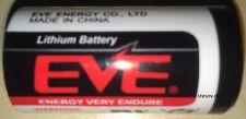 pile lithium R14 3,6V Volt ER26500 Eve 8500mAh NEUF R 14 C