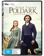 POLDARK Series : Season 4 : NEW DVD