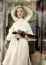 Star Wars Princess Leia Limited Edition Doll 2015 D23 Expo Disney Store NRFB