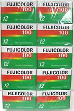 20 Rolls Fuji Fujicolor ISO 100 12 Exposure CN 135 Color Print Film 07/2010
