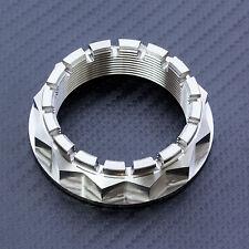 Ducati Panigale 1098 S, 1198 S,  1199 S, 1299 S Titanium Rear Wheel Axle Nut