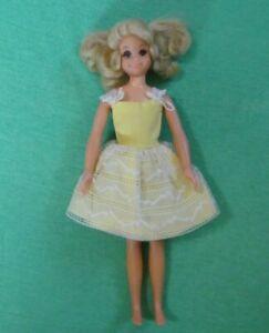 Vintage Skipper Doll -  MOD Era 1143 Living Fluff Doll