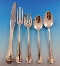 Delicacy by Lunt Sterling Silver Flatware Set for 6 Service 30 pieces